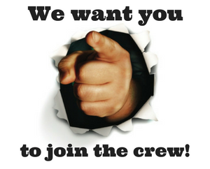 Join our crew