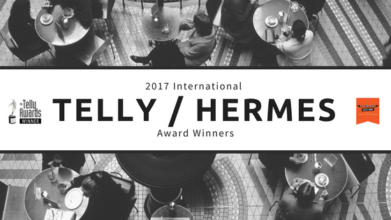 Telly and Hermes Award Winners